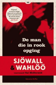 Sjowall & Wahloo De man die in rook opging