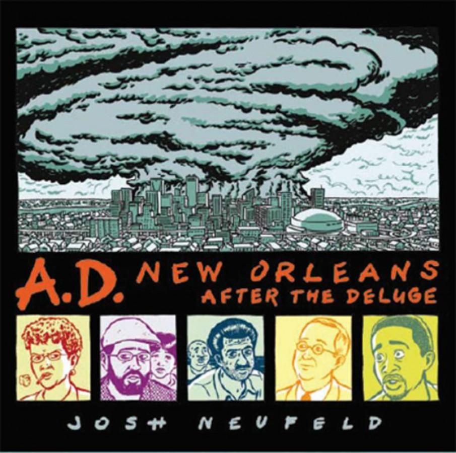 AD: New Orleans na de overstroming