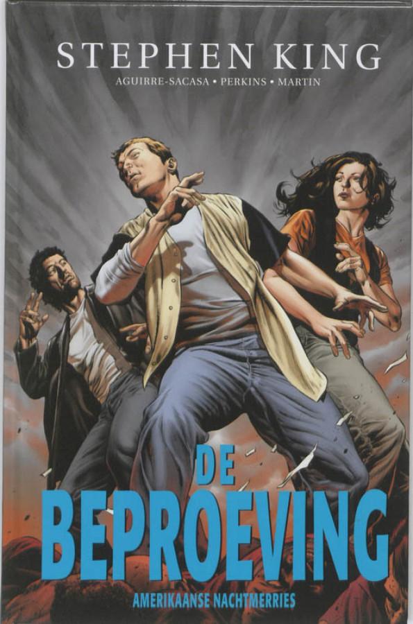 De Beproeving 2 - Amerikaanse nachtmerries (graphic novel)