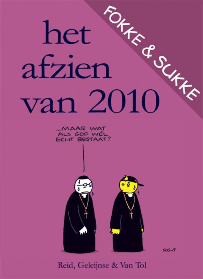 Fokke & Sukke Het afzien van 2010