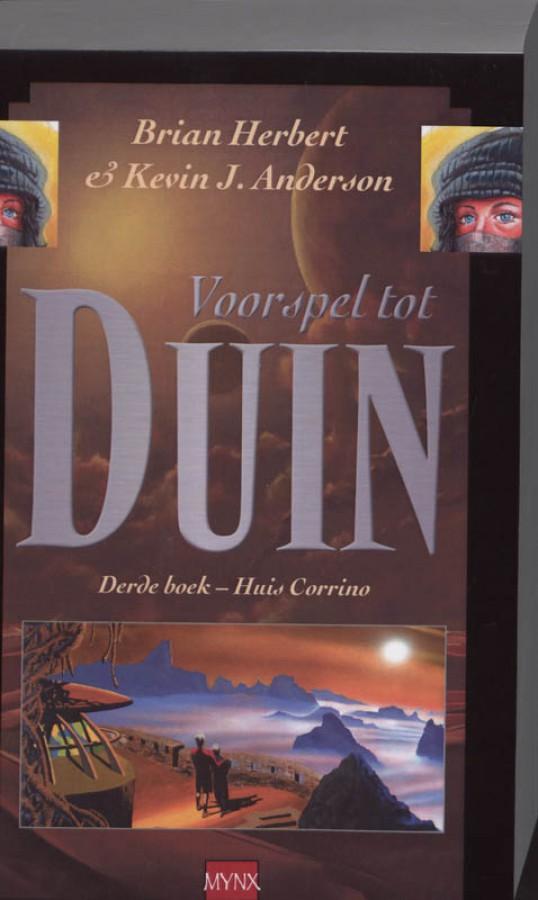 Voorspel tot Duin - Deel 3: Huis Corrino