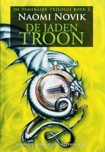 De Temeraire-trilogie 2 De jaden troon