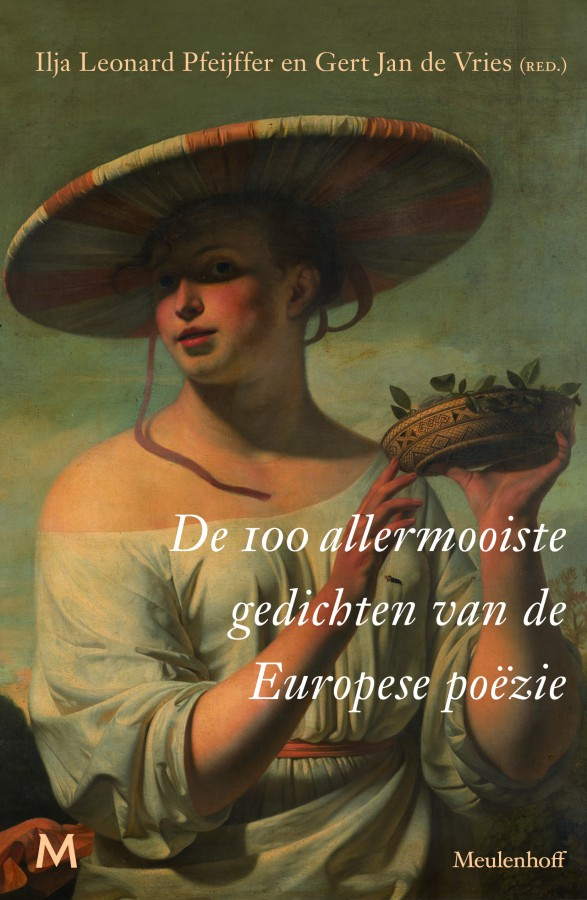 De 100 allermooiste gedichten van de Europese poëzie