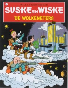 Suske en Wiske 109 De wolkeneters
