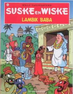 Suske en Wiske Lambik baba