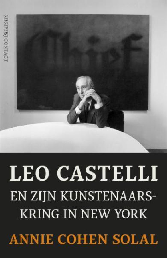 Leo Castelli en zijn kunstenaarskring in New York