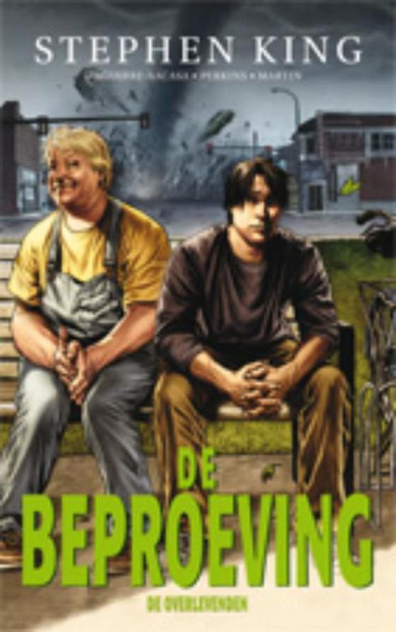De Beproeving 3 - De Overlevenden (graphic novel)