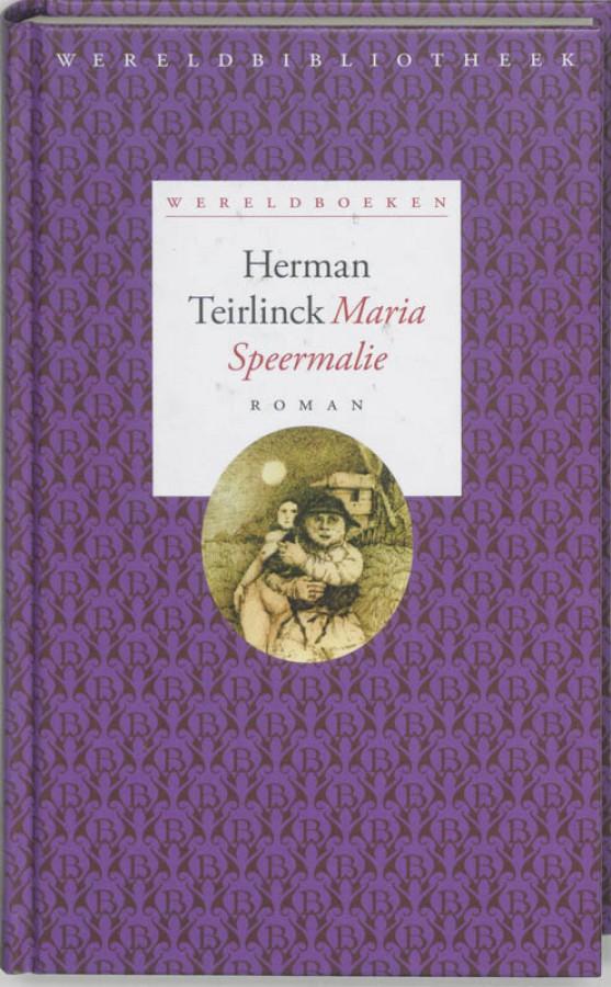 Wereldboeken Maria Speermalie