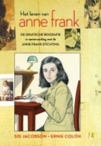 Het leven van Anne Frank - De grafische biografie