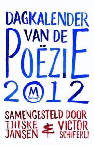 Dagkalender van de poëzie 2012