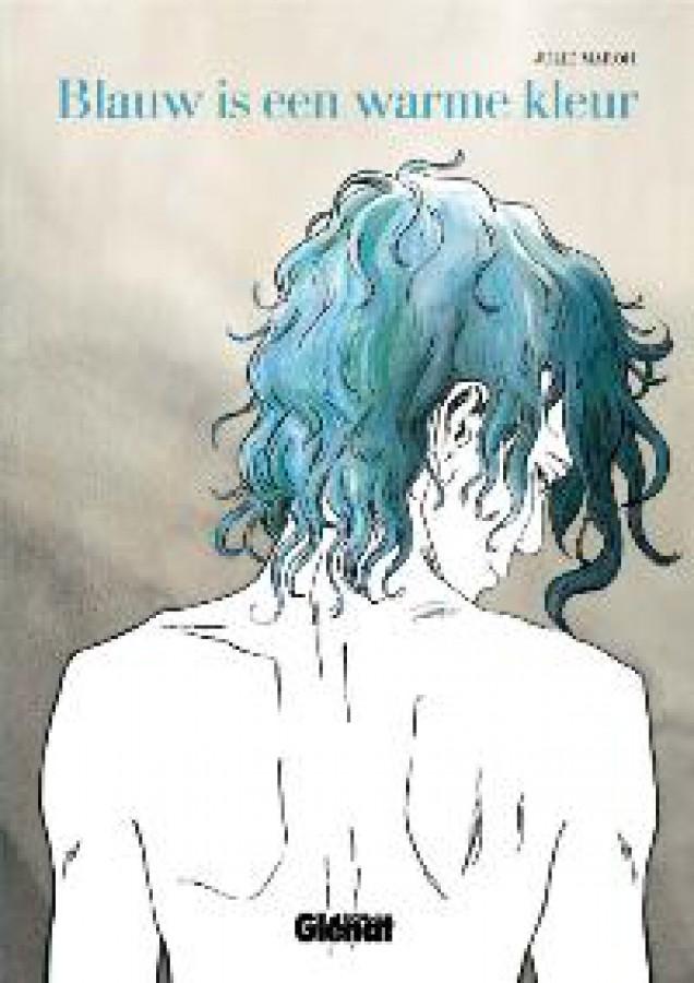 Blauw is een warme kleur
