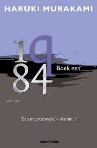 1q84  Boek een