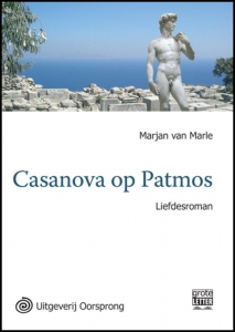 Casanova op Patmos - grote letter uitgave