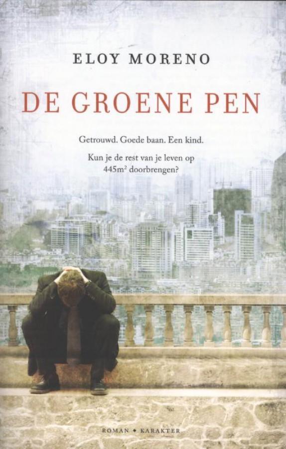 De groene pen