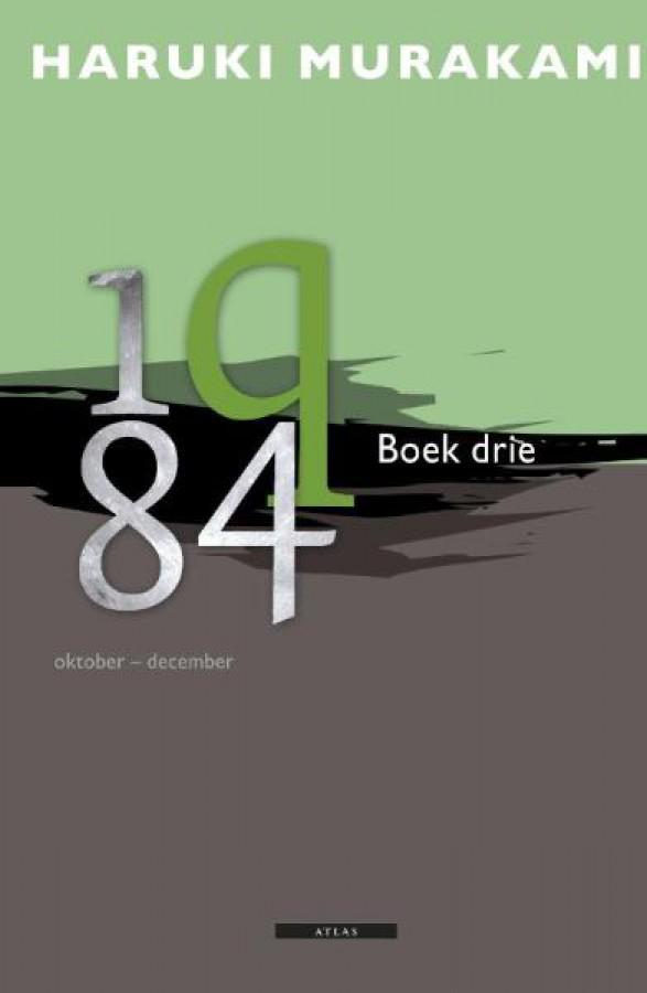 1q84 (boek drie)