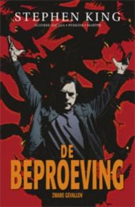 De beproeving 4 - Zware gevallen (graphic novel)