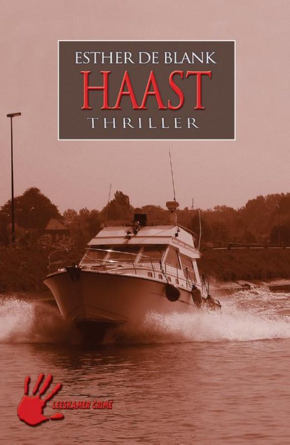 Haast (Isabel Jansen dl 3)