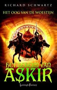 Het geheim van Askir  3 Het oog van de woestijn