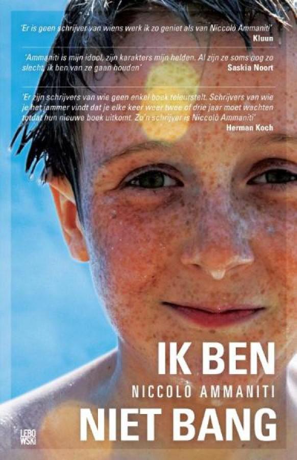 Recensie van Natasza Tardio over Ik ben niet bang | Hebban.nl