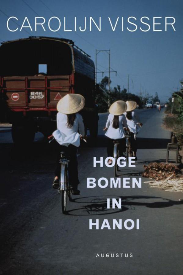 Hoge bomen in Hanoi