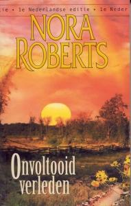 Onvoltooid verleden - Een Nora Roberts-roman