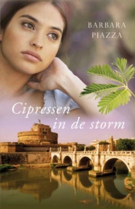 Cipressen in de storm