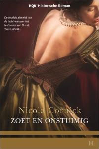 Zoet en onstuimig - Een uitgave van Harlequin HQN Roman - historische roman