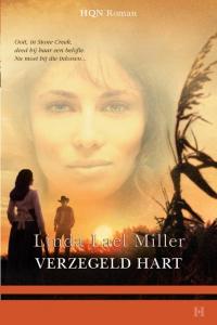 Verzegeld hart - Een uitgave van Harlequin HQN Roman - historische roman - Een Stone Creek-verhaal