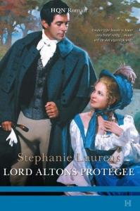 Lord Altons protegee - Een uitgave van Harlequin HQN Roman - historische roman