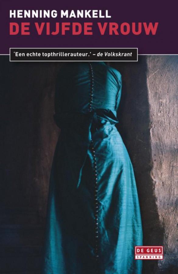 Inspecteur Wallander-reeks De vijfde vrouw