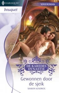 Gewonnen door de sjeik - Bouquet 3112 - Een uitgave van de romantische reeks Harlequin Bouquet - Deel 2 van de serieroman De Karedes Dynastie