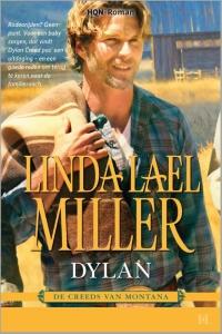 Dylan  - Een uitgave van Harlequin HQN Roman  - Deel 2 van De Creeds van Montana