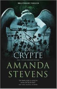 De crypte - Een uitgave van Harlequin IBS Thriller - Deel 1 van de Dodenrijk-trilogie