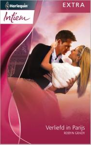 Verliefd in Parijs - Intiem 285B - Een uitgave van de romantische reeks Harlequin Intiem