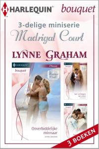Madrigal Court - eBundel, 3-in-1 - Een uitgave van de romantische reeks Harlequin Bouquet - Deel 1 t/m 3 van de miniserie Madrigal Court