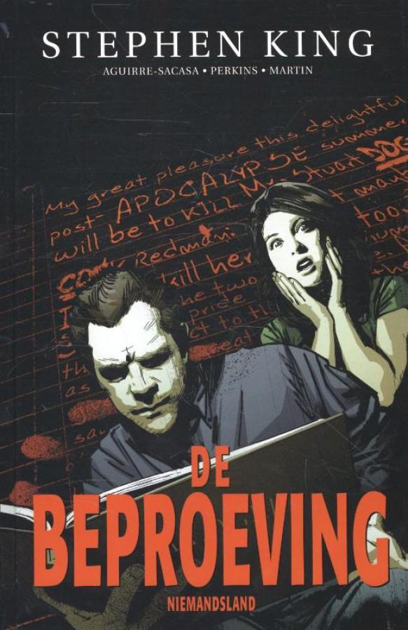 De Beproeving 5 - Niemandsland (graphic novel)