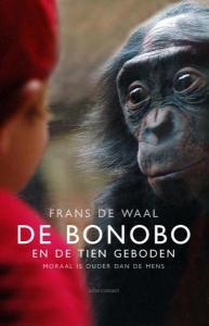 Bonobo en de tien geboden. Moraal is ouder dan de mens