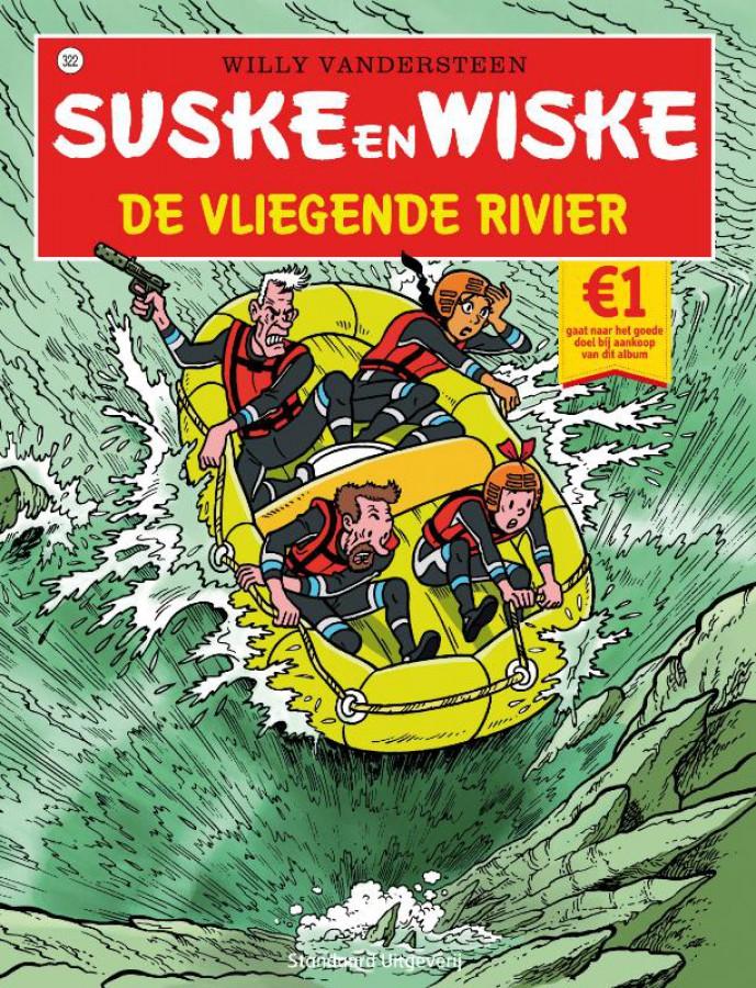 Suske en Wiske 322 De vliegende rivier