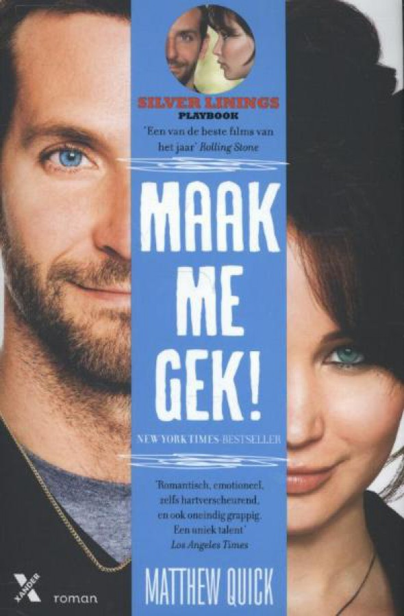 Maak me gek!   The Silver Linings Playbook