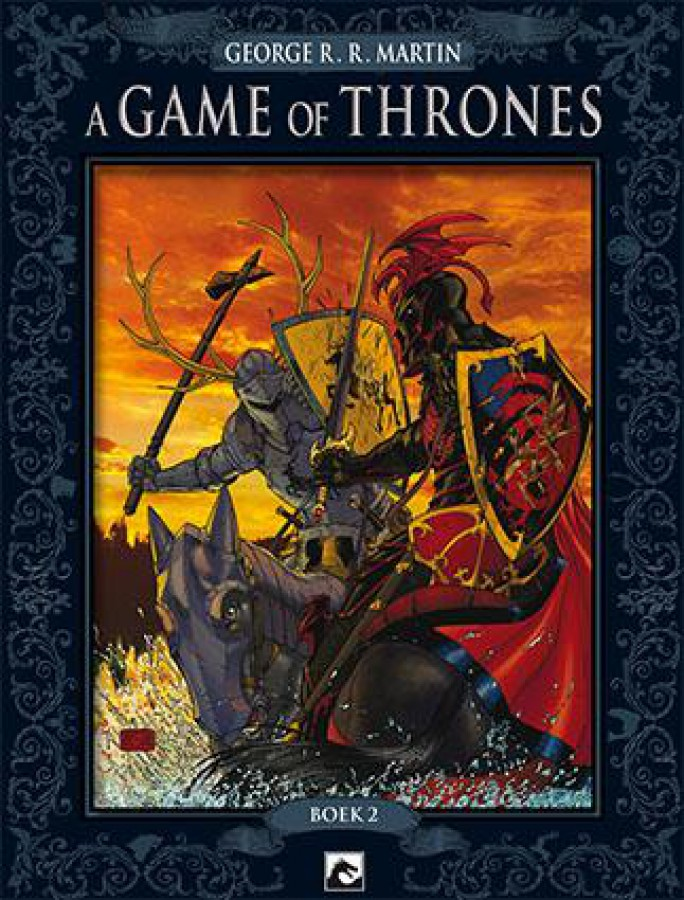 Crown Collection A Game of Thrones boek 2