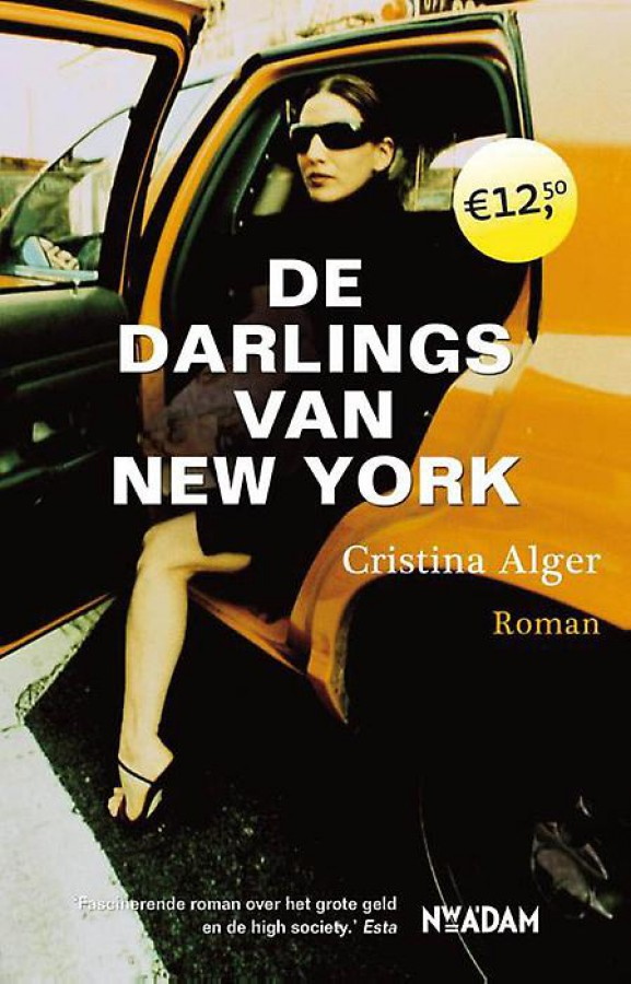Darlings van New York van Cristina Alger