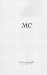 MC en Agonie
