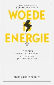 Woede is energie