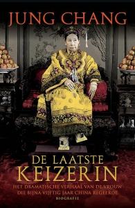 De keizerin - het verhaal van de vrouw die bijna vijftig jaar over China heerste