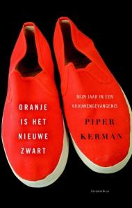 Oranje is het nieuwe zwart