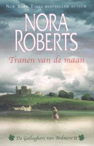 Tranen van de maan- deel 2 van De Gallaghers van Ardmore trilogie - Nora Roberts - een uitgave van Harlequin