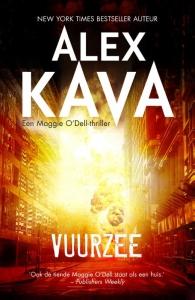 Harlequin Alex Kava Thriller Vuurzee - een Maggie O'Dell thriller - Alex Kava - een bijzondere uitgave van harlequin