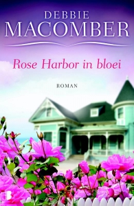Rose Harbor in bloei