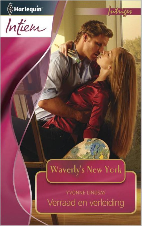 Verraad en verleiding - Intiem 2065 - Een uitgave van de romantische reeks Harlequin Intiem - Deel 3 van de serieroman Waverly's New York