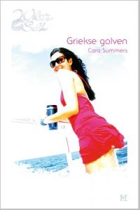 Griekse golven - Een uitgave van Harlequin White Silk - sexy chicklit